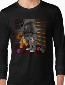 BABY VADER Long Sleeve T-Shirt