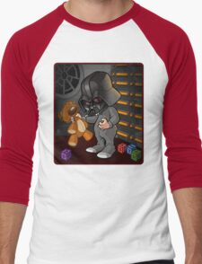 BABY VADER Men's Baseball ¾ T-Shirt