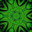 Mean Green Fractal by FloraDiabla
