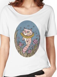 Floating Cheshire Women's Relaxed Fit T-Shirt