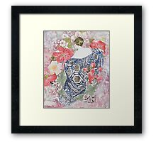 Falling In Love Framed Print