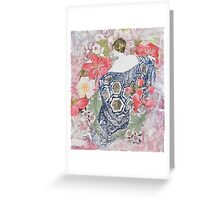 Falling In Love Greeting Card
