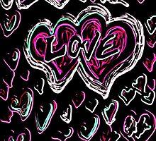 Love neon by Logan81