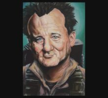 Dr. Peter Venkman by shirtypants