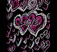 Neon love by Logan81