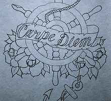 Carpe Diem [seize the day] by Rhiannagrace