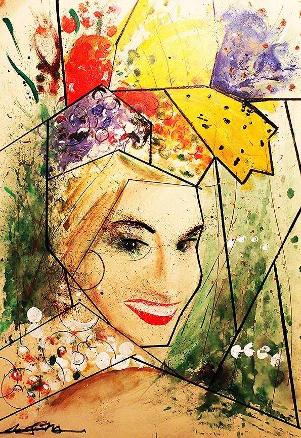 Carmen Miranda by LucasNovaes