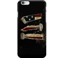 Torn Paper America iPhone Case/Skin