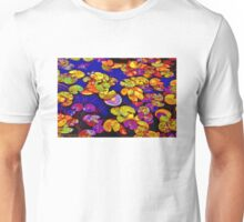 The Waterlilies Leafs Unisex T-Shirt