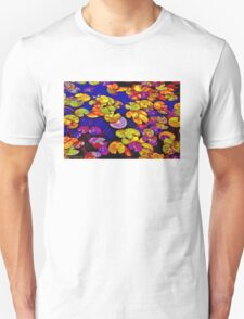 The Waterlilies Leafs T-Shirt