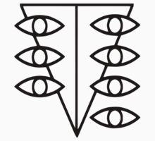 Evangelion: SEELE Logo Shirt by penface