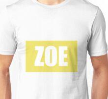 Zoe Hanna Unisex T-Shirt