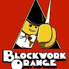 Blockwork Orange by 2mzdesign