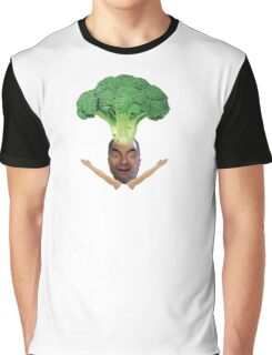 Broccoli Crazy Graphic T-Shirt