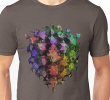 Geometry and abstract Unisex T-Shirt