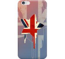 Union Jack Star Vintage iPhone Case/Skin