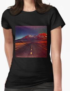 Superflight Womens Fitted T-Shirt