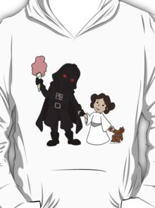 Vader and Daughter T-Shirt