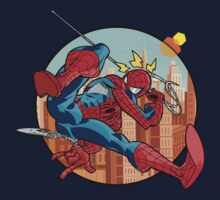 Your Friendly Neighborhood Web-Head by UncleDeadward