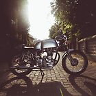 Royal Enfield CHAI RACER by Thierry Vincent