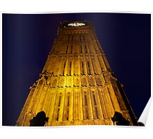 Vertical Big Ben Poster