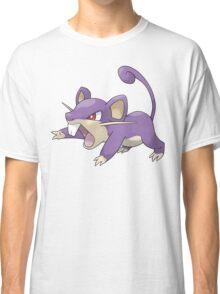 Classic Rattata Design Classic T-Shirt