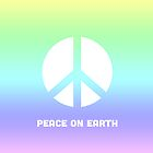 Peace on Earth by grungeandglam