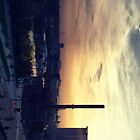 Cleveland Sunset by The RealDealBeal