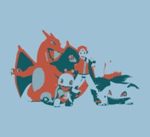 Minimalist Pokemon Trainer from Super Smash Bros. Brawl by Himehimine