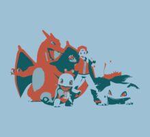 Minimalist Pokemon Trainer from Super Smash Bros. Brawl by Himehimine