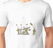 Minimalist Olimar from Super Smash Bros. Brawl Unisex T-Shirt