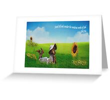 Day of Appreciation Greeting Card