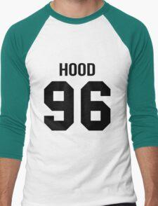 Calum Hood - College style [Black] Men's Baseball ¾ T-Shirt