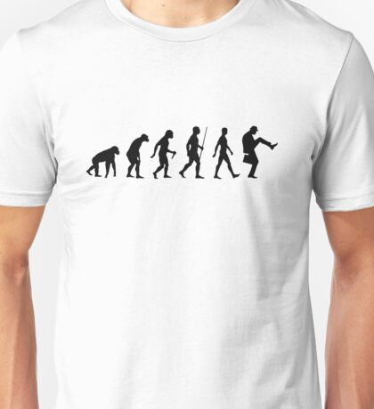 Evolution of Man Unisex T-Shirt