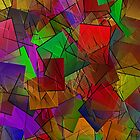 Colour Cubes by Robert Burns