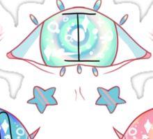 I Am A Monster Sticker