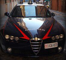 Carabinieri, Roma, Italia by outspoken82