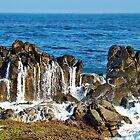 """""""Ocean Falls"""" by Gail Jones"""