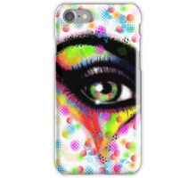 Rainbow Eyes iPhone Case/Skin