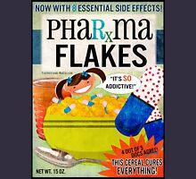 Big Pharma Flakes Breakfast Cereal Unisex T-Shirt