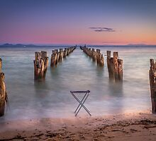 A Place for Contemplation by Julie Begg