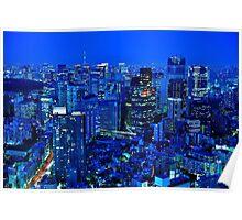 TOKYO 0011 Poster
