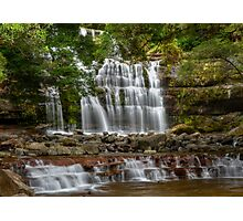 Liffey Falls again! Photographic Print