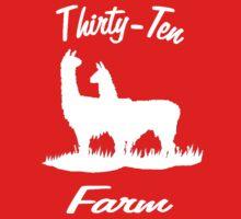 Thirty-Ten Farm One Piece - Short Sleeve