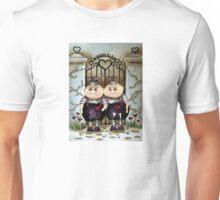 Tweedle Dee and Twiddle Dum Unisex T-Shirt