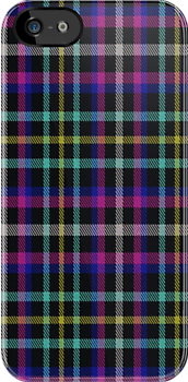 02342 Alameda County, California E-fficial Fashion Tartan Fabric Print Iphone Case by Detnecs2013