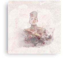 Johanna Mason design Canvas Print