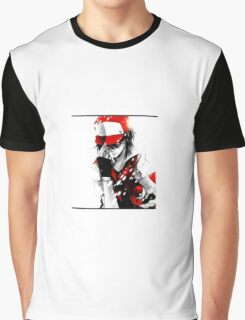 Ash Ketchum Graphic T-Shirt