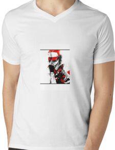Ash Ketchum Mens V-Neck T-Shirt
