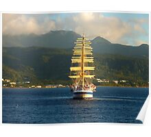 royal clipper Poster